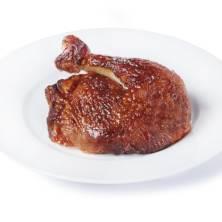 Publix BBQ, Oven Roasted230 Cal/Quarter Leg