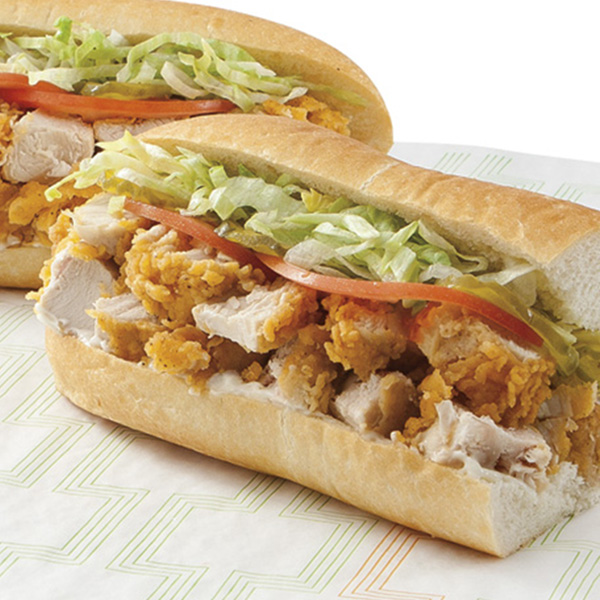 Publix Chicken Tender Sub