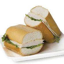 Publix Deli Turkey and Swiss, Grab & Go Sandwich