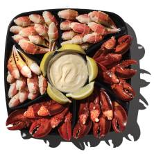 Seafood Claw Platter, Medium, 88 Oz Ready-To-Eat