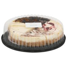 Large Variety Cheesecake Wheel