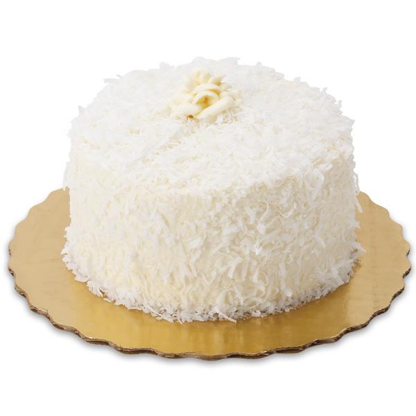 Coconut Cream Cheese Fantasy Cake