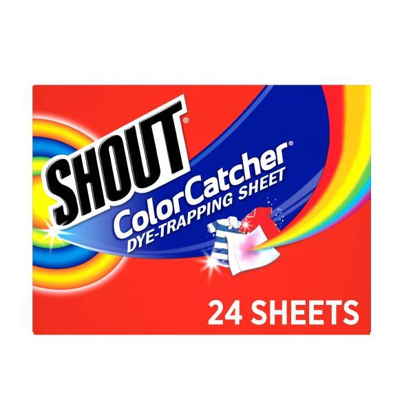Shout Dye-Trapping Sheet, Color Catcher : Publix.com