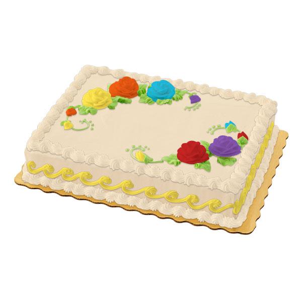 Cream Cheese Iced Sheet Cake Publix