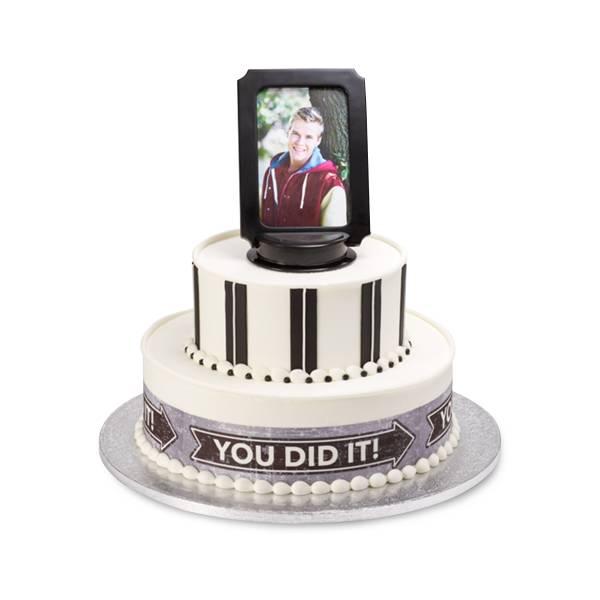 You Did It Graduation Cake