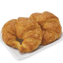 Croissants All Butter 2-Count