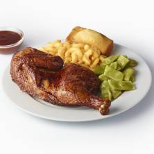 Publix Deli Smoked Chicken 1/2 Dinner