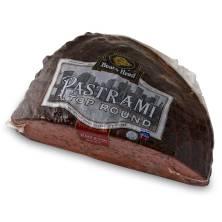 Boar's Head Top Round Beef Pastrami