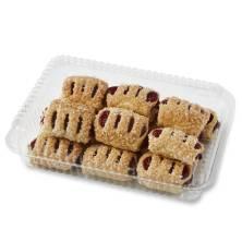Raspberry Pastry Bites 15-Count