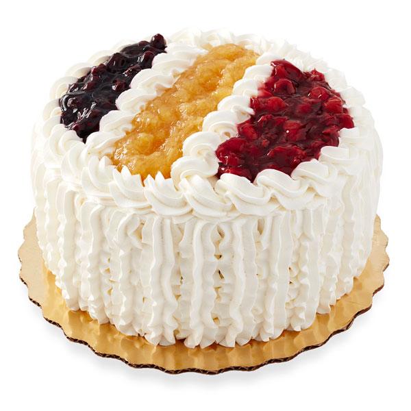 8 Quot Fruit Basket Vanilla Cake Publix Com