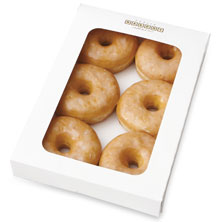 Glazed Donuts 6-Count