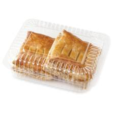 Coconut Pastry Square 2 Count