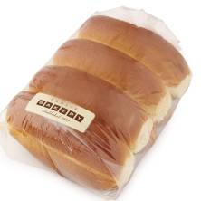 Hot Dog Buns 8ct Kosher Pareve