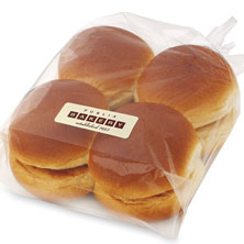 Hamburger Bun 8ct Kosher Pareve
