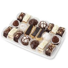 Decadent Dessert Platter Small 21-Count