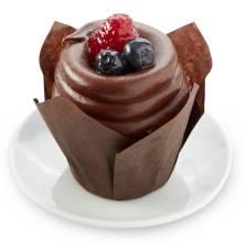 Cupcake Chocolate Berry Blitz 420 Cal/Cupcake