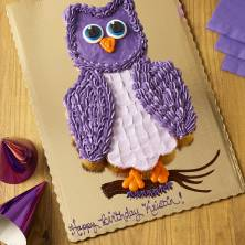 Owl Pull a Part Cupcakes 27 Count