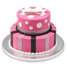 Bold Bling Signature Cake