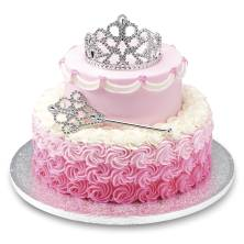 Rosette Royalty Signature Cake
