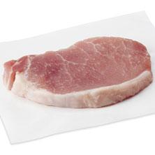 Publix Pork Loin Boneless Chops, Thinly Sliced