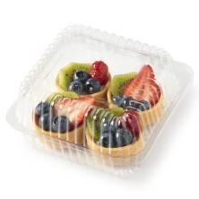 Specialty Mini Fruit Tarts 4 Ct