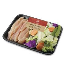 Aprons Boneless Chicken Fillets, for Stir Frywith Vegetables