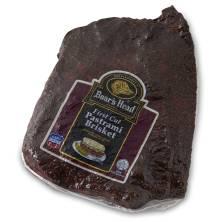 Boar's Head 1st Cut Pastrami Brisket