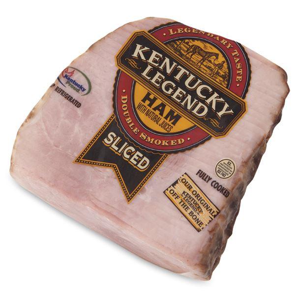 Kentucky Legend Quarter Slice Ham Bonelesssmokedfully Cooked