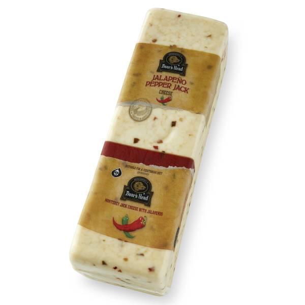Boar's Head Monterey Jack Cheese, Pepper Jack