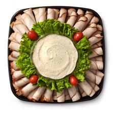 Boar's Head Turkey Carousel Platter, Small