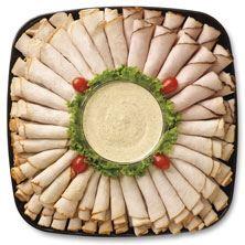 Boar's Head Turkey Carousel Platter, Medium
