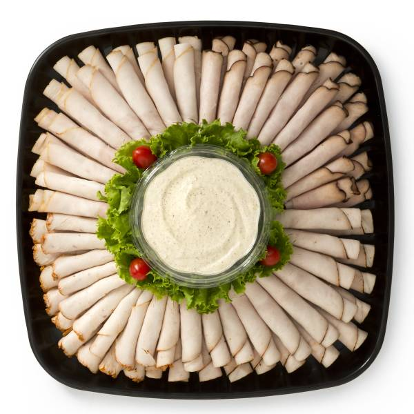 Boar's Head Turkey Carousel Platter, Large