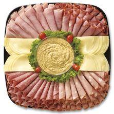 Boar's Head Italian Virtuoso Platter, Medium