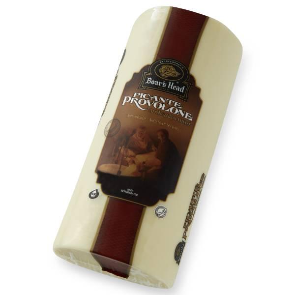 Boar's Head Picante Provolone Cheese