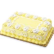 Lemon Infusion Cake