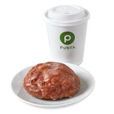 Coffee & Donut Small Combo