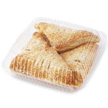 Apple Turnover 4-Count