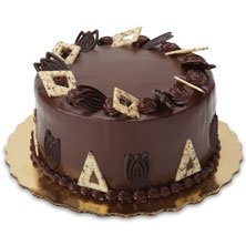 Chocolate Ganache Grandeur Cake