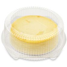 New York-Style Plain Cheesecake