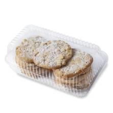 Meyer Lemon Flavored Cookies 13 Count