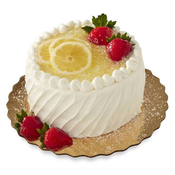 Strawberry Limonata Cake