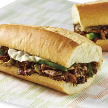 Boar's Head® Philly Cheese Sub