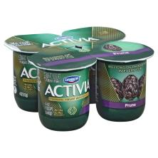 Activia Yogurt, Lowfat, Prune