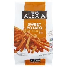 Alexia Fries, Sweet Potato, with Sea Salt