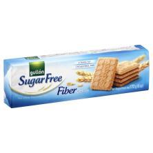 Gullon Cookies, Sugar Free, Fiber