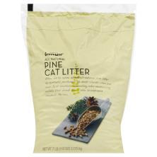 GreenWise Cat Litter, Pine