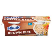 Minute Ready to Serve! Brown Rice, Whole Grain