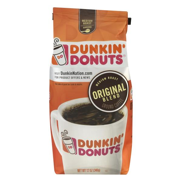 911914 600x600 A Dunkin Donuts Ground Coffee Coupons