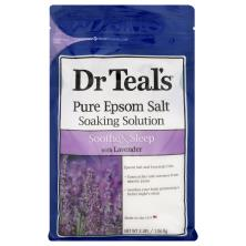 Dr Teals Soaking Solution, Epsom Salt, with Lavender