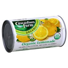 Cascadian Farm Organic Organic Lemonade Frozen Concentrate